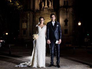 El casamiento de Dani y Ale