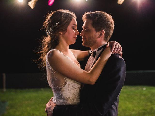 El casamiento de Soledad y Santiago