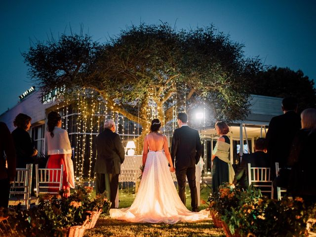 El casamiento de Sebas y Belu en Funes, Santa Fe 13