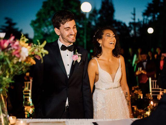 El casamiento de Belu y Sebas