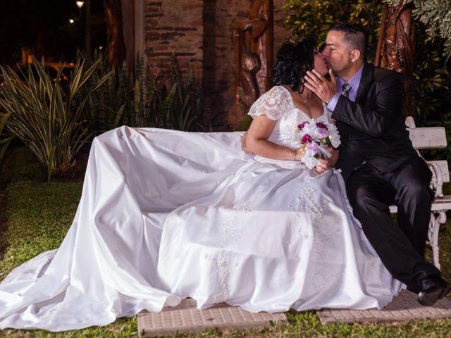 El casamiento de Estela y Elvio