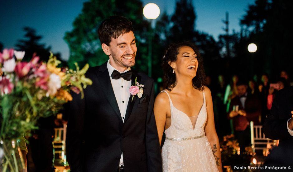 El casamiento de Sebas y Belu en Funes, Santa Fe