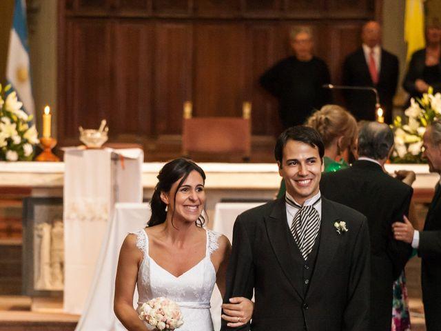 El casamiento de Caly y Jero