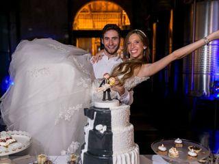 El casamiento de Flavia y Germán