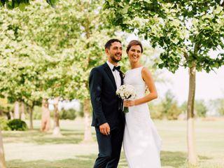 El casamiento de Georgi y Tincho