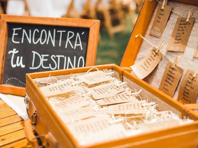 El casamiento de Constanza y Lucas  en General Rodríguez, Buenos Aires 23