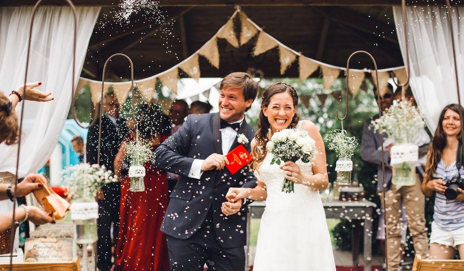 El casamiento de Constanza y Lucas  en General Rodríguez, Buenos Aires