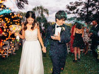 El casamiento de Rocío y Francisco