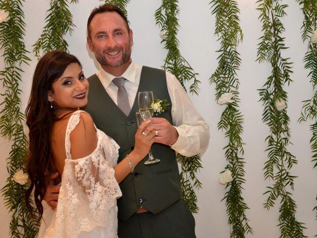 El casamiento de Mayra y Juan