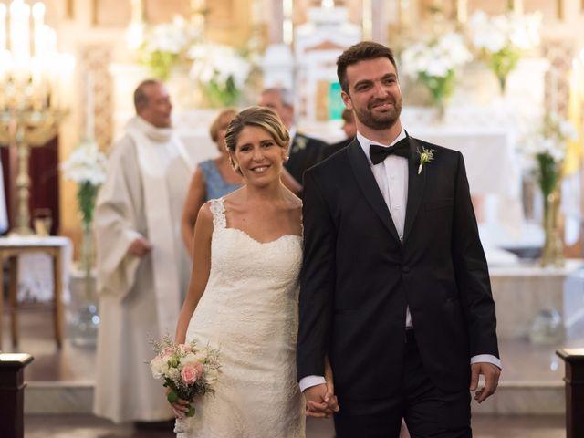 El casamiento de Julia y Facundo