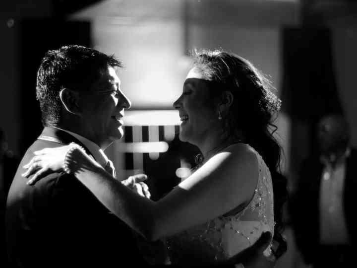 El casamiento de Emi y Juan