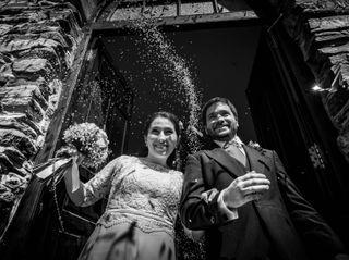 El casamiento de María y Javier
