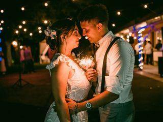 El casamiento de Mara y Lucas