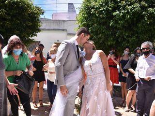 El casamiento de Lucila y Logan