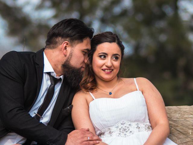El casamiento de Viviana y Mauro