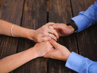 El casamiento de Mariana y Gregori 2
