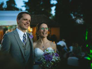 El casamiento de Mariana y Gregori