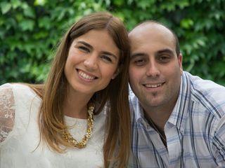 El casamiento de Marianela y Lucas