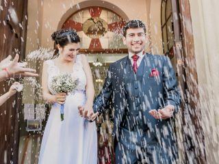 El casamiento de Luisina y Germán