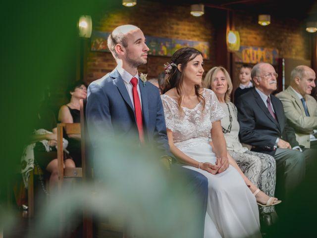 El casamiento de Ignacio y Luz