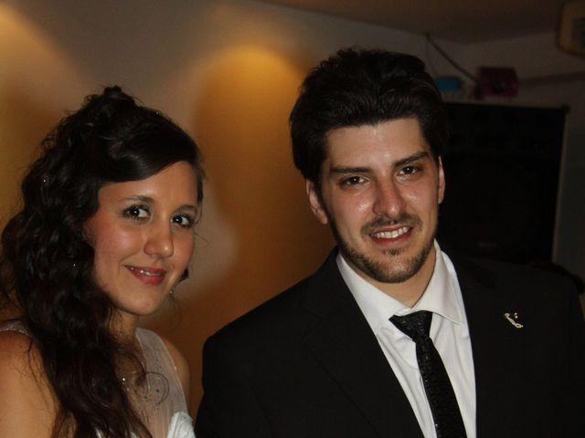 El casamiento de Erica y Mariano