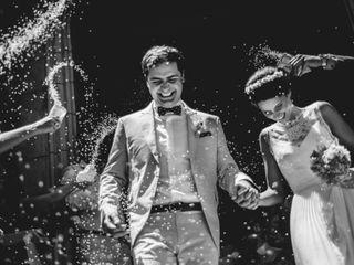 El casamiento de Gaby y Terma