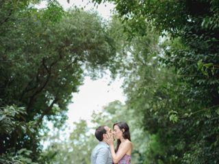 El casamiento de Laura y Lucas 1