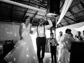El casamiento de Laura y Lucas