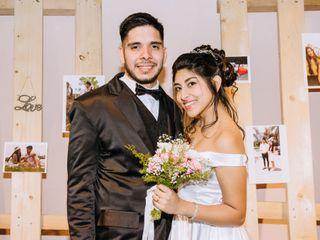 El casamiento de Angel y Naty