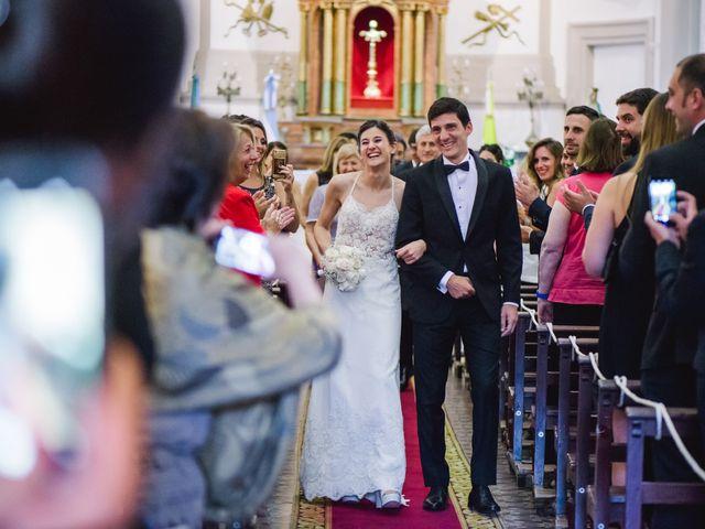 El casamiento de Cecilia y Camilo