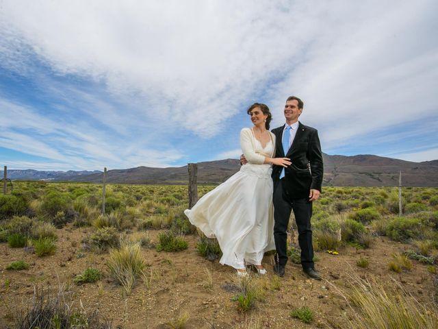 El casamiento de Victoria y Lucas