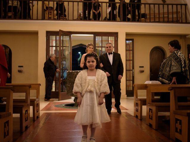 El casamiento de Fer y Romi en Funes, Santa Fe 43
