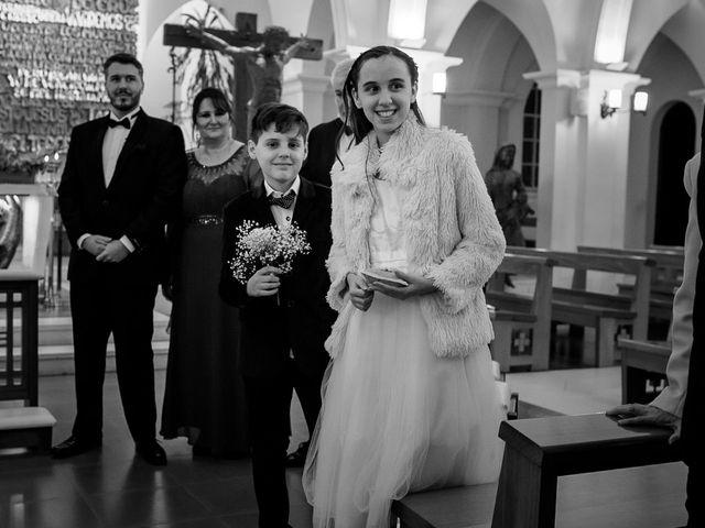 El casamiento de Fer y Romi en Funes, Santa Fe 44