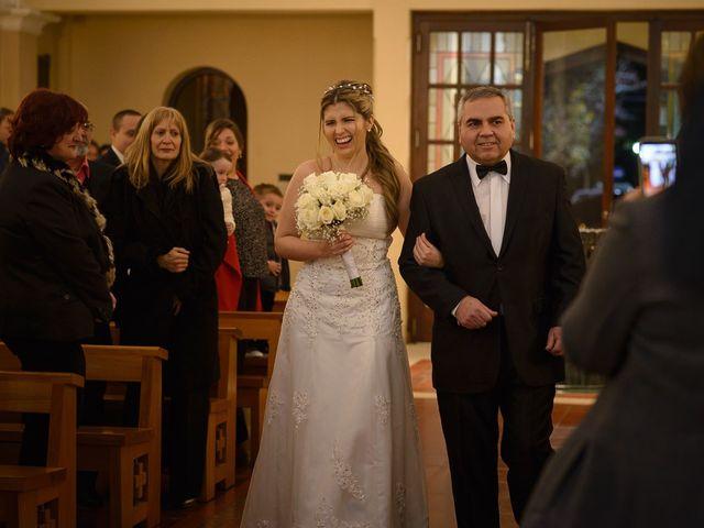 El casamiento de Fer y Romi en Funes, Santa Fe 45