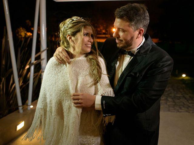 El casamiento de Romi y Fer