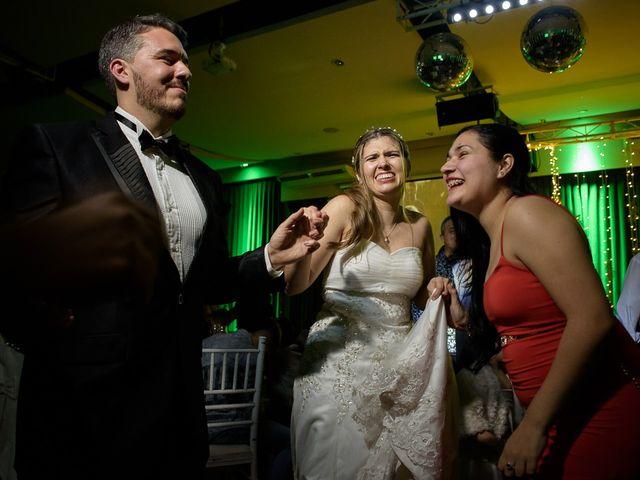 El casamiento de Fer y Romi en Funes, Santa Fe 69