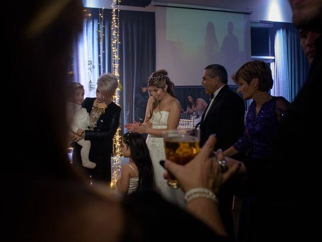 El casamiento de Fer y Romi en Funes, Santa Fe 73