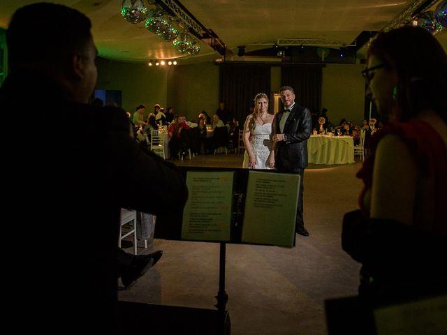El casamiento de Fer y Romi en Funes, Santa Fe 78