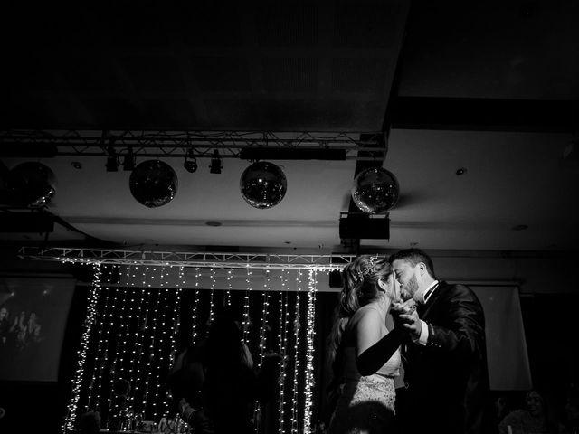 El casamiento de Fer y Romi en Funes, Santa Fe 79