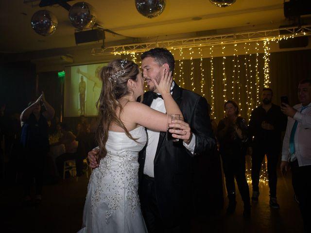 El casamiento de Fer y Romi en Funes, Santa Fe 81