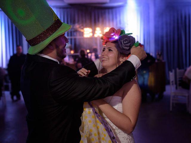 El casamiento de Fer y Romi en Funes, Santa Fe 85