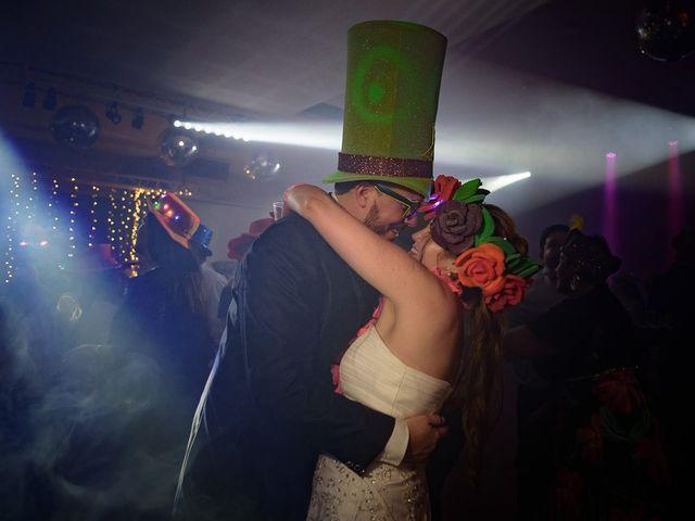 El casamiento de Fer y Romi en Funes, Santa Fe 89