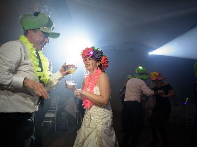 El casamiento de Fer y Romi en Funes, Santa Fe 90
