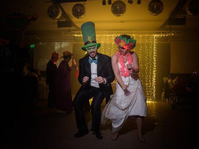 El casamiento de Fer y Romi en Funes, Santa Fe 91