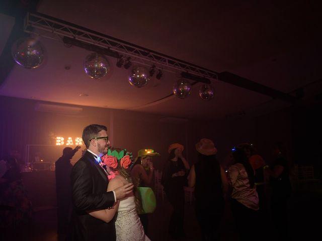 El casamiento de Fer y Romi en Funes, Santa Fe 92