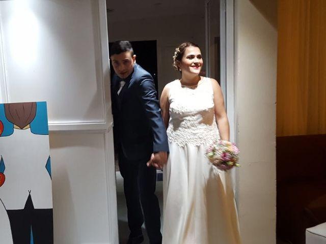 El casamiento de Sofía y Edgardo