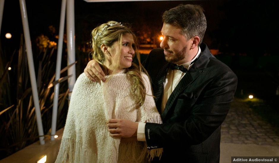 El casamiento de Fer y Romi en Funes, Santa Fe
