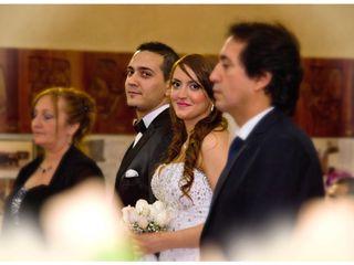 El casamiento de Melisa y Mariano 3