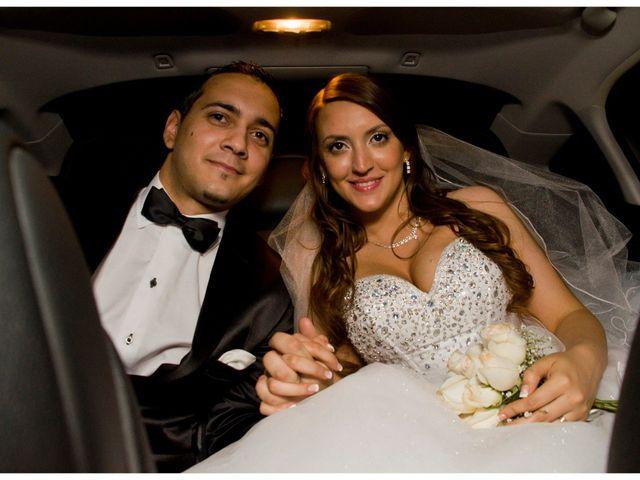 El casamiento de Melisa y Mariano