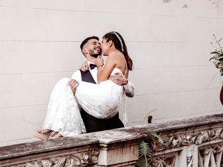 El casamiento de Carlos y Aldana